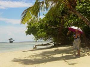 ahe beach