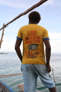 ahe divers papua harlem islands